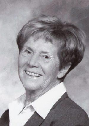 Portrait von Ilse Ganath geb. Hämmerle