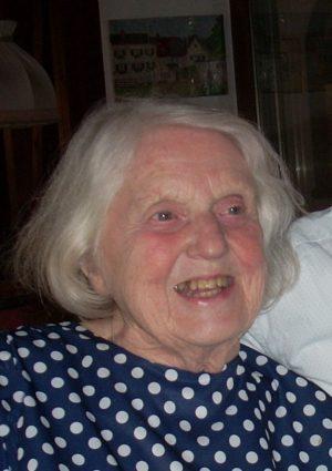 Portrait von Irmgard Schreiber