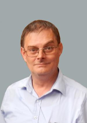 Portrait von Wolfgang Gohm