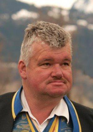 Portrait von Helmut Bösch