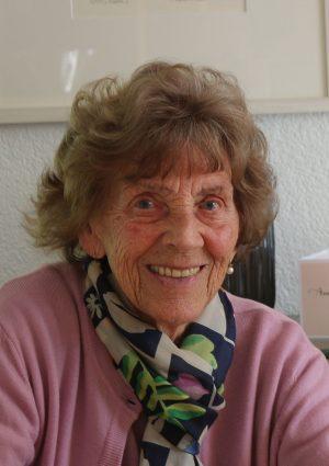 Portrait von Hildegard Starr