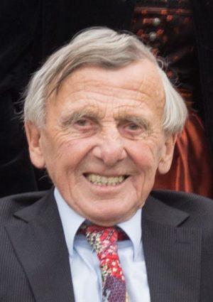 Portrait von Walter Blenke