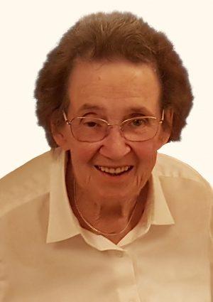 Portrait von Lydia Dunkler geb. Gut