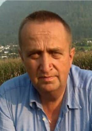 Portrait von Jozef Gašpar