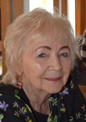 Portrait von Anita Herschmann geb. Fröhle