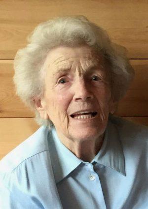 Portrait von Ida Göls geb. Domig