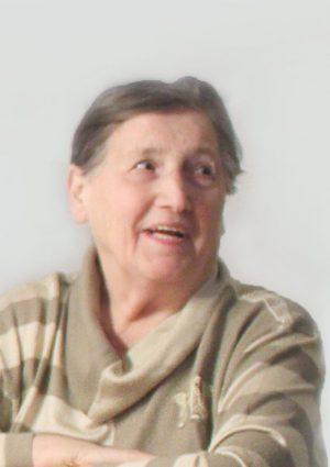 Portrait von Olga Pfingstl geb. Wehinger