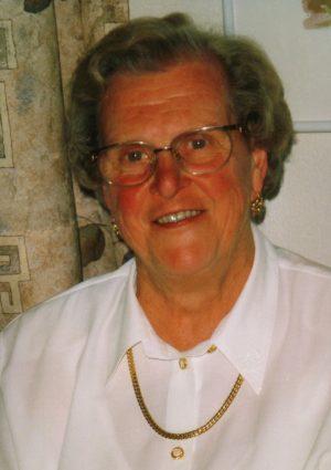 Portrait von Adele Maria Jussel geb. Aberer