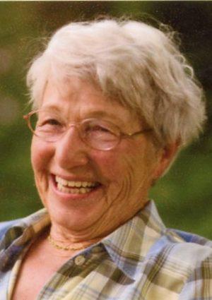 Portrait von Hella Bachmann