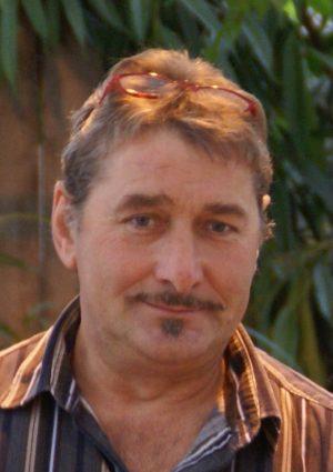 Portrait von Erwin Kopf