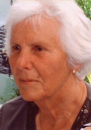Portrait von Maria Mähr geb. Bechtold