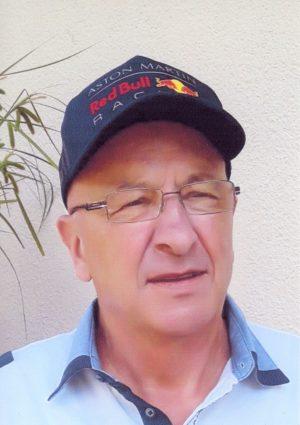 Portrait von Gerd Reichegger