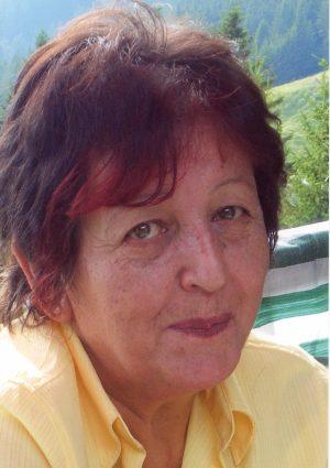 Portrait von Karin Lins geb. Paulitsch