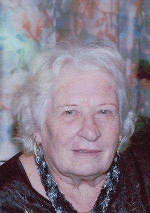 Portrait von Margareta Gächter geb. Isler