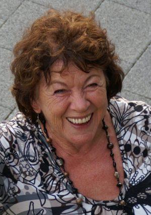 Portrait von Inge Gratwohl geb. Neyer