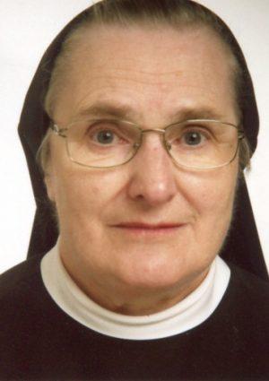 Portrait von Sr. Lucia (Maria) Moser