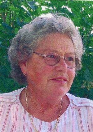 Portrait von Mathilde Bosshard geb. Müller